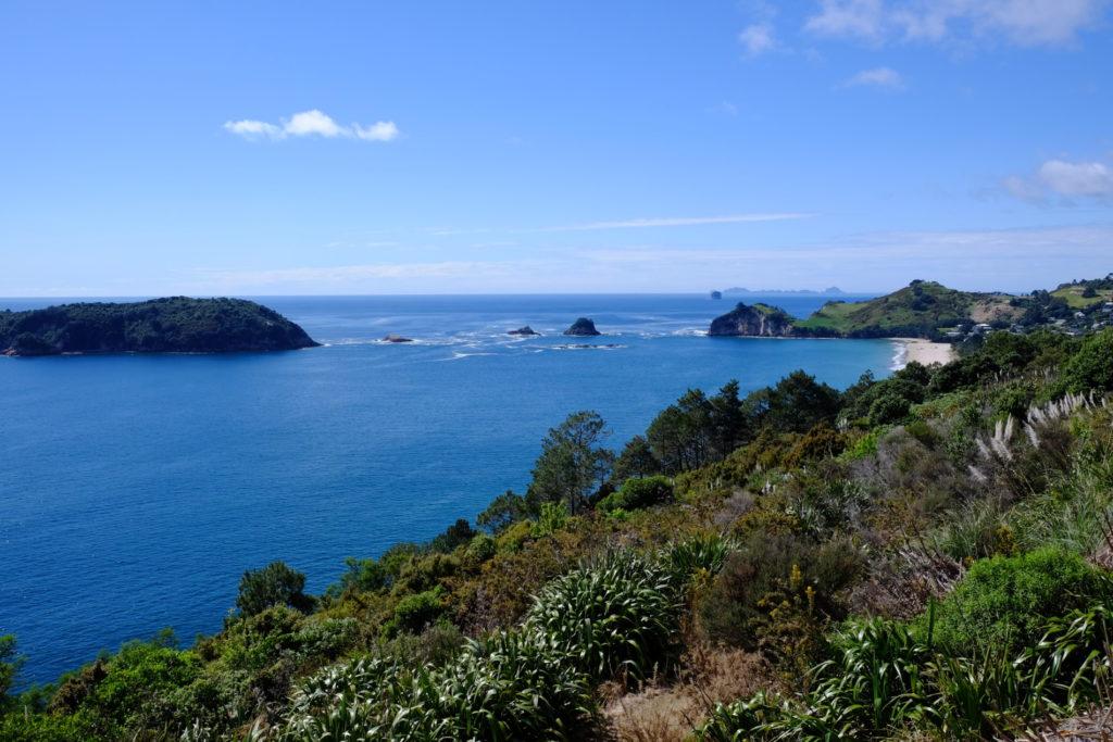 cesta ke Cathedral Cove