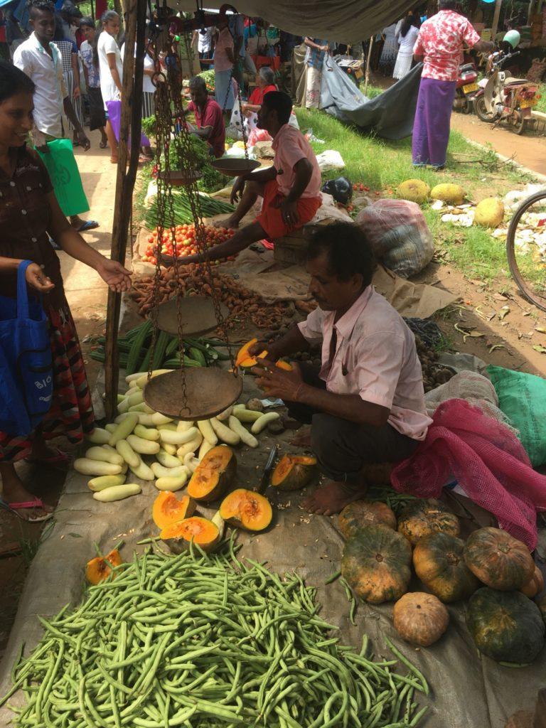 místní trh