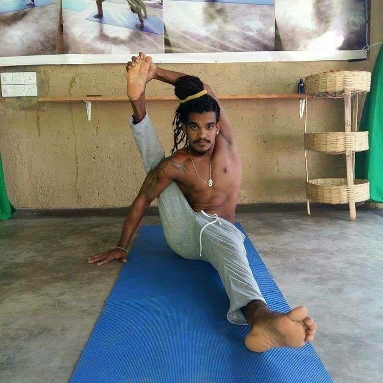 jogín Ranga